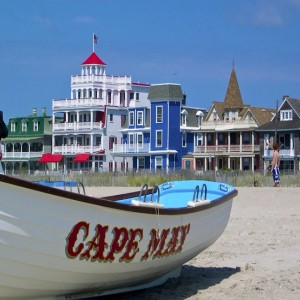 The Weddingmoon Trend - Cape May