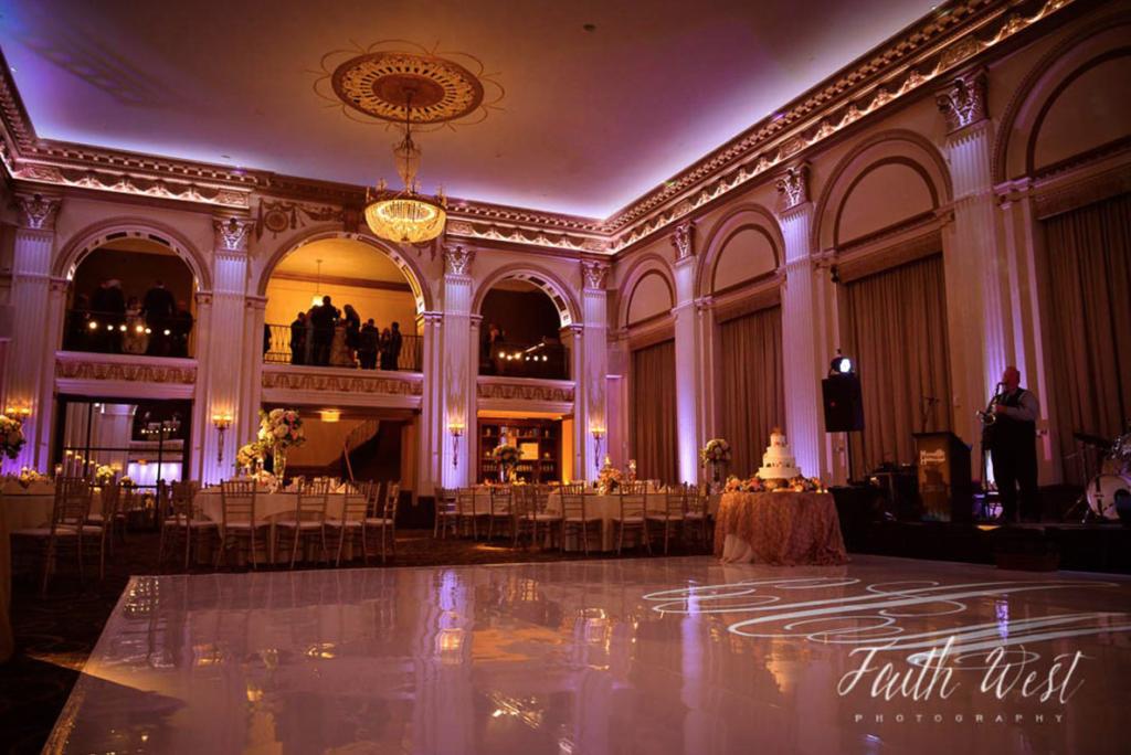 Ballroom at the Ben