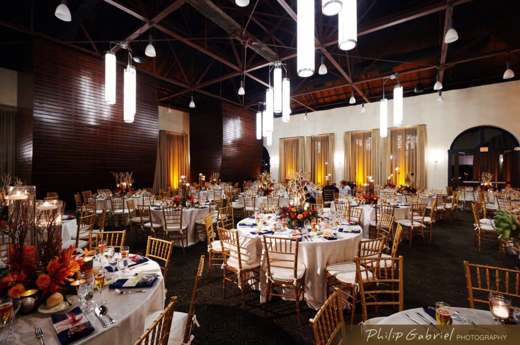 Phoenixville Foundry West Wing Ballroom by Philip Gabriel Photography