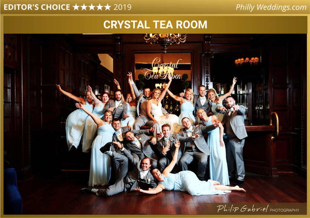 Crystal Tea Room