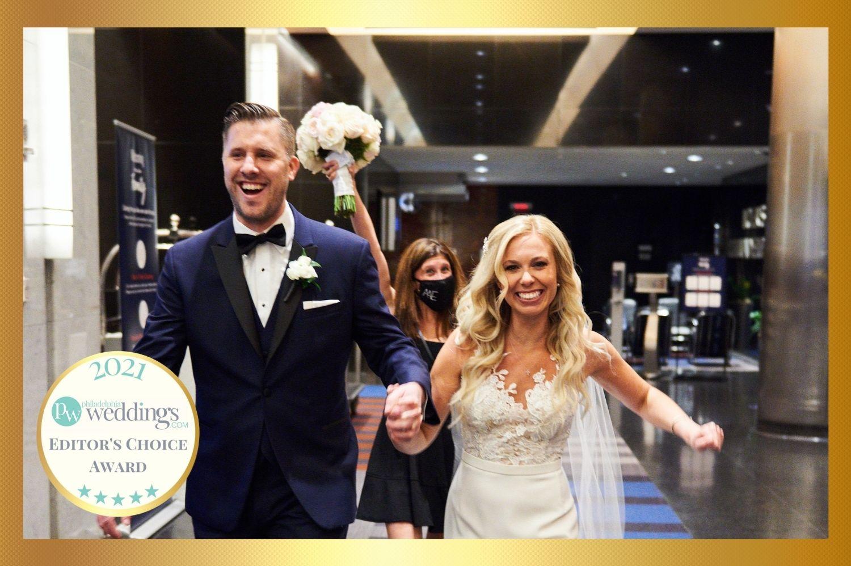 All About Events Philadelphia Weddings Editors Choice Award 2021