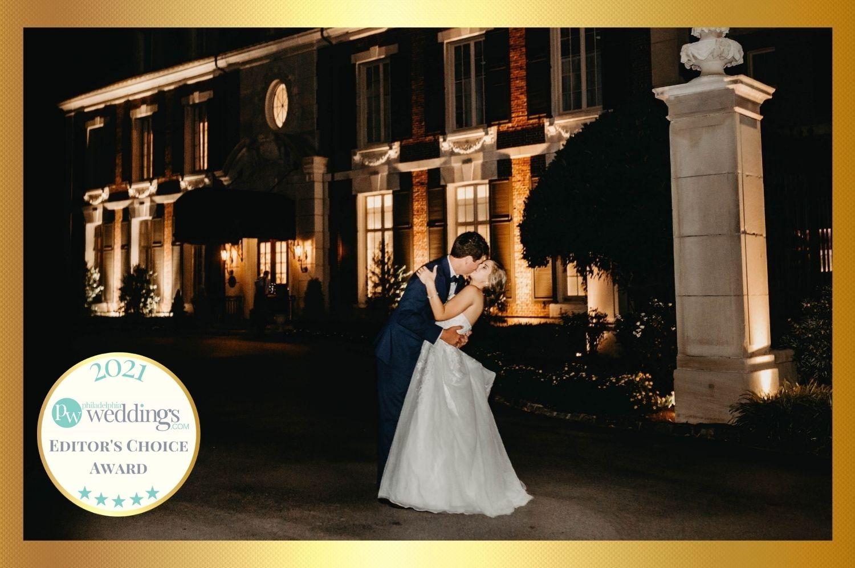 Overbrook Golf Club Philadelphia Weddings Editors Choice Award