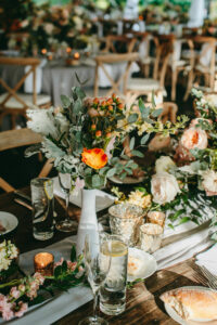 All About Events Bouquet Captured by Kelly Giarrocco Photography