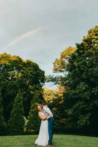 Bridget and Dave's Beautiful Wedding Event Planner by Kelly Giarrocco Photography