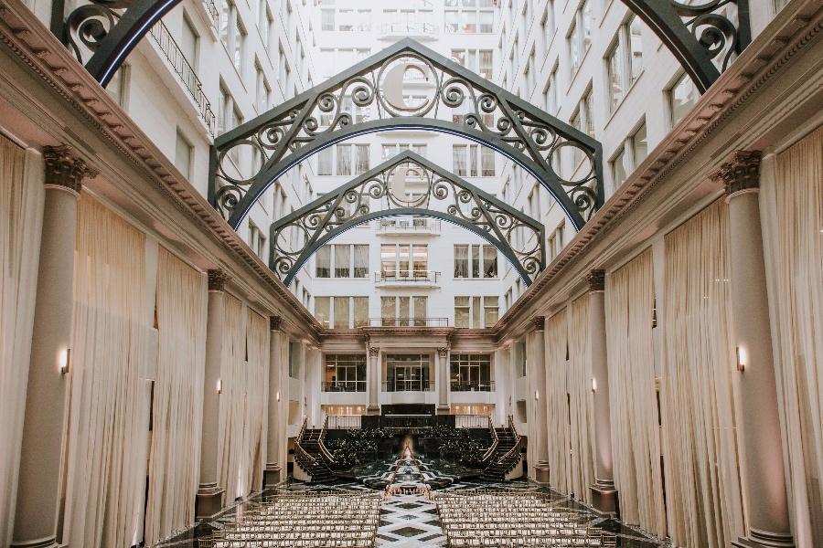 Curtis Atrium Philadelphia Wedding Venue