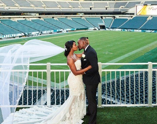 Lincoln Financial Field Wedding Venue