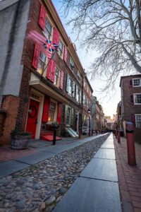 Old City Philadelphia, The Perfect Bachelorette Party