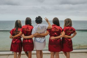 Jersey Shore Beach Bachelorette Party