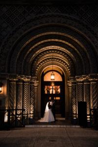 ONE North Broad Venue Wedding Photo