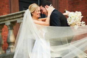 Philip Gabriel Photographs Wedding Day Couple