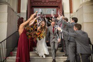 Baiada Photography Philadelphia Wedding Photographer Wedding Party