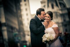 Baiada Photography Philadelphia Wedding Photographer Wedding Kiss