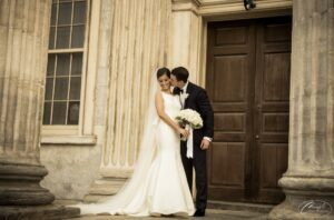 First Bank of The united States Wedding Photo by Campli Photography