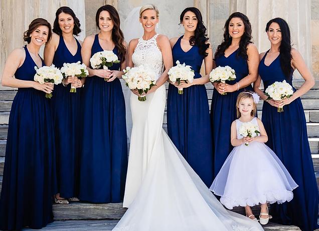 Morby Photography Philadelphia Wedding Photographer Wedding Group
