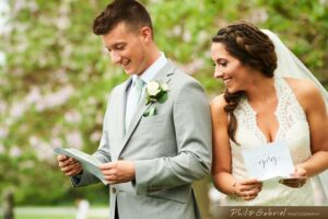 Philip Gabriel Photography Captures Outdoor Wedding at Longwood Gardens