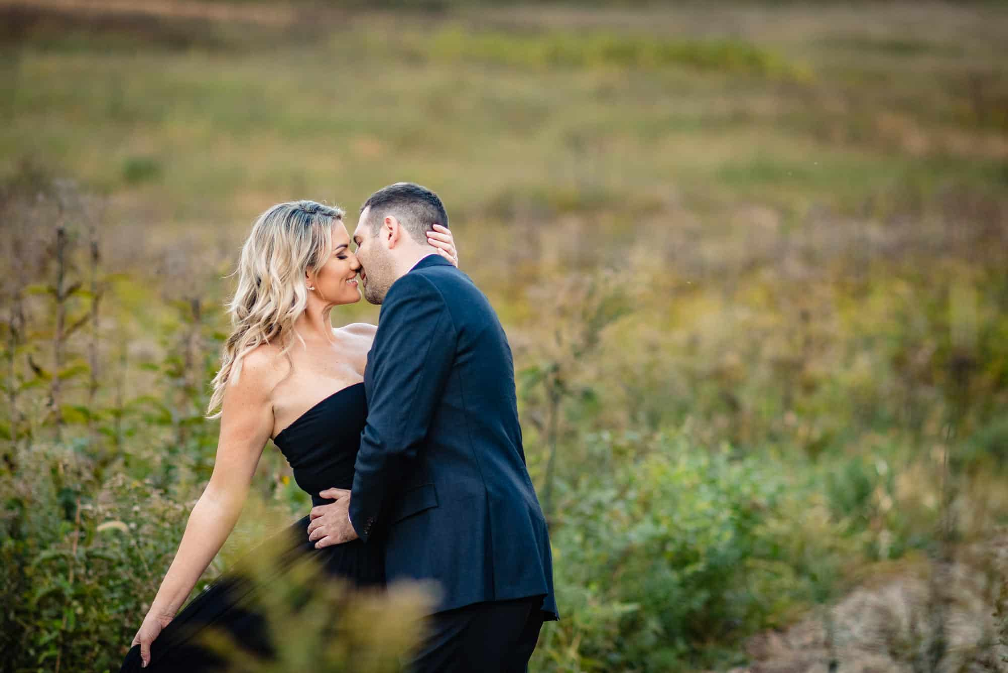 Outdoor Engagement photo by Ralph Deal Photography