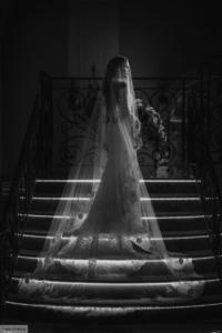 Susan Stripling Philadelphia Wedding Photos Dramatic Bride