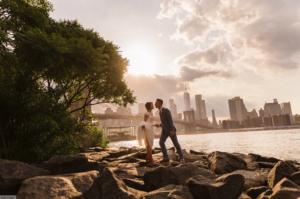Susan Stripling Wedding Photographer Philadelphia Cityscape
