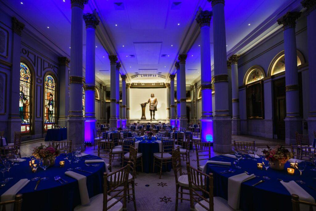 One North Broad Philadelphia Wedding Location