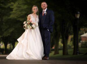 Allure Films captures Overbrook Golf Club Outdoor Wedding
